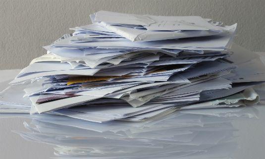 ���� - Como organizar seus registros financeiros