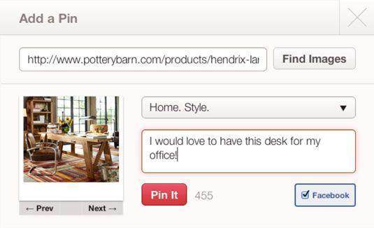 ���� - Como PIN no Pinterest para comercializar sua marca