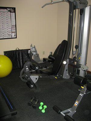 ���� - Como planejar um ginásio em casa