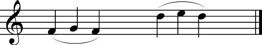 ���� - Como Jogar Três Notas Em um golpe Bow no violino