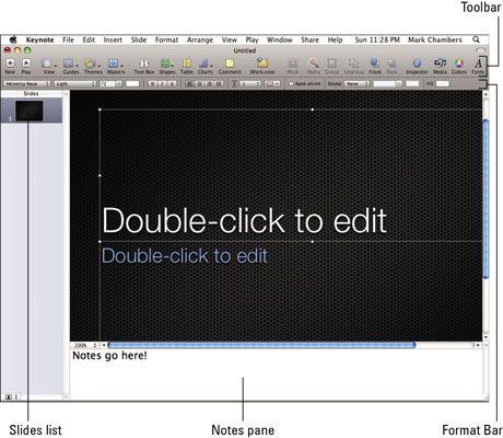 ���� - Como colocar Keynote para trabalhar para você
