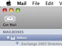 ���� - Como receber e ler Apple Mail no Mac OS X Snow Leopard