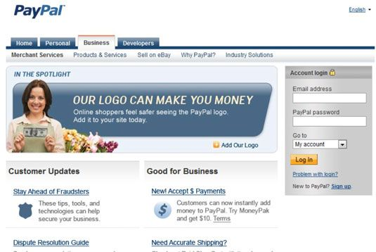 ���� - Como registrar como um vendedor do eBay com PayPal