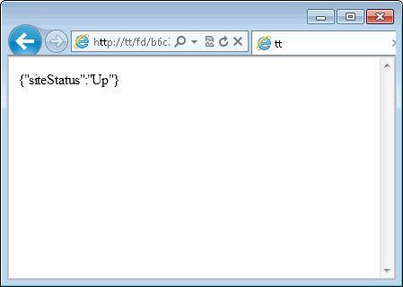 ���� - Como retornar dados Web Service a partir de um banco de dados