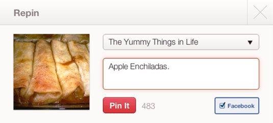 ���� - Como compartilhar pinos no Pinterest criar uma sequência para a sua marca