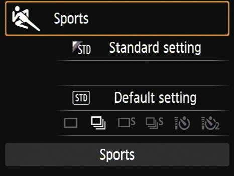 ���� - Como filmar imagens no modo de esportes em sua Canon EOS 6D