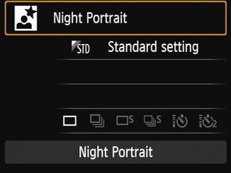 ���� - Como filmagem noturna Retratos em sua Canon EOS 6D
