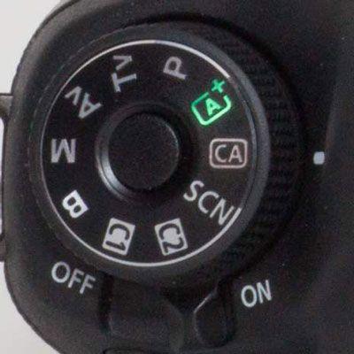 ���� - Como tirar fotos no modo automático criativo de sua Canon EOS 6D