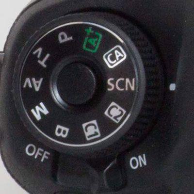 ���� - Como tirar fotos no modo SCN em sua Canon EOS 6D