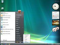 ���� - Como desligar seu computador no Windows Vista