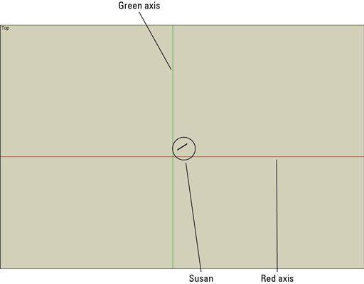 ���� - Como Iniciar um Modelo em 2D no Google SketchUp 8