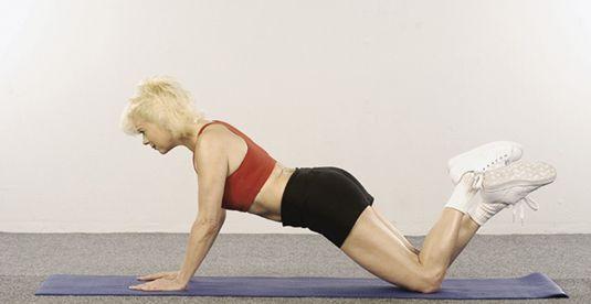 ���� - Como Fortalecer seu peito e braços com Modificado Push-Ups