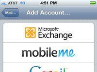 ���� - Como sincronizar com o Calendário do iPhone com o Microsoft Exchange