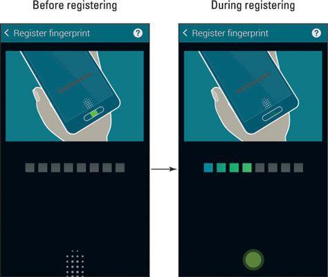 ���� - Como Desbloquear o Samsung Galaxy S 5 com a sua impressão digital