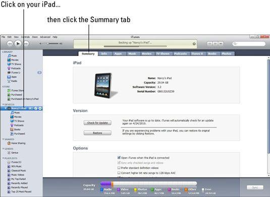 ���� - Como atualizar o sistema operacional do iPad