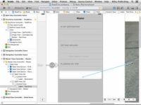 ���� - Como usar um controlador de navegação na View Master para seu iOS App