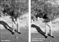 ���� - Como usar a Pitch tiro no Golf