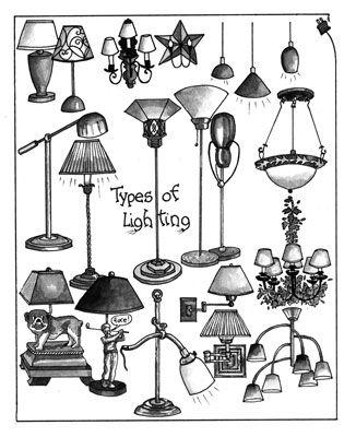 ���� - Como o uso de iluminação como um Elemento de desenho Interior