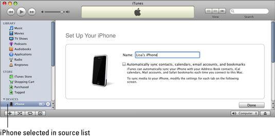 ���� - Como usar o MobileMe no seu iPhone