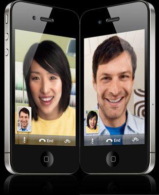 ���� - Como usar o Siri para fazer uma chamada FaceTime