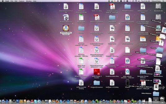 ���� - Como usar as pilhas em seu Mac