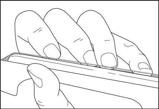 ���� - Como usar o quarto dedo ao tocar o violino