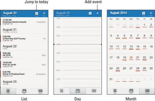 ���� - Como usar o Calendário App no telefone Amazon Fogo