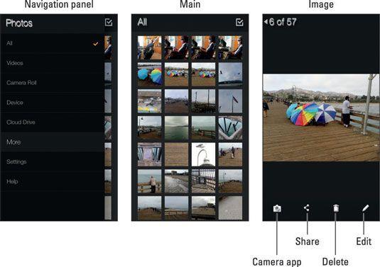 ���� - Como usar o Photo Album Digital em seu Amazon Fogo Telefone