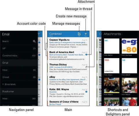 ���� - Como usar o e-mail App no telefone Amazon Fogo