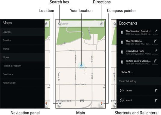 ���� - Como usar o Google Maps App no ​​telefone Amazon Fogo