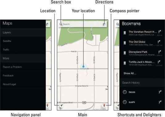 ���� - Como usar o Google Maps App no telefone Amazon Fogo