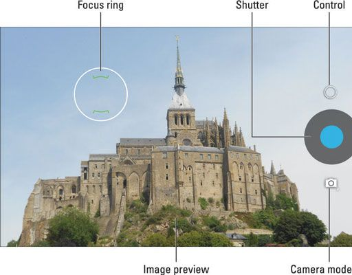 ���� - Como usar a câmera do Nexus 7 Tablet App