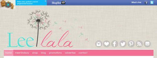 ���� - Como usar o espaço em branco em seu blogue do design