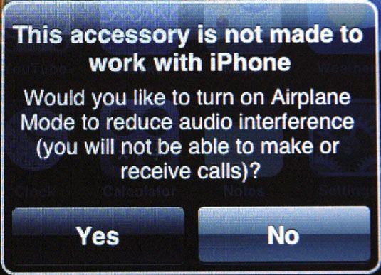 ���� - Como usar o Modo Avião do seu iPhone