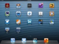 ���� - iPad4G ou mini: Forçar uma App sem resposta para fechar