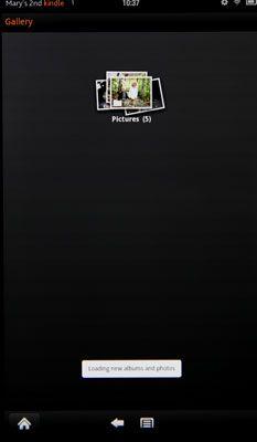 ���� - Características Kindle Fire Básico