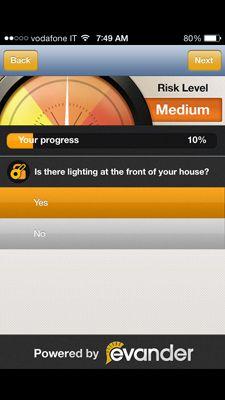 ���� - Ligando seu iPhone para Home Security