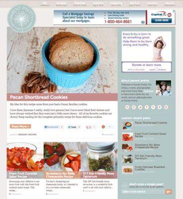 ���� - Revista Estilo Blog Designs