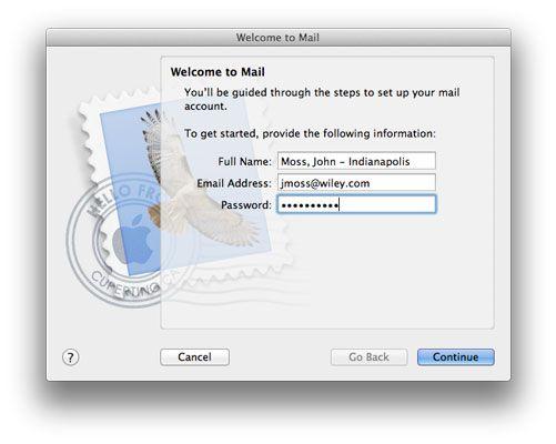 ���� - Verifique se o seu Mac joga bonito com o Microsoft Exchange