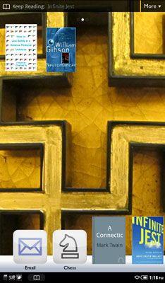 ���� - Nook Color eReader LCD Telas sensíveis ao toque
