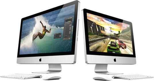 ���� - Visão Geral dos Recursos no iMac da Apple
