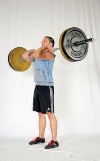 ���� - Paleo aptidão Exercício: O Squat Frente