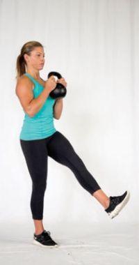 ���� - Paleo aptidão Exercício: A pistola Squat