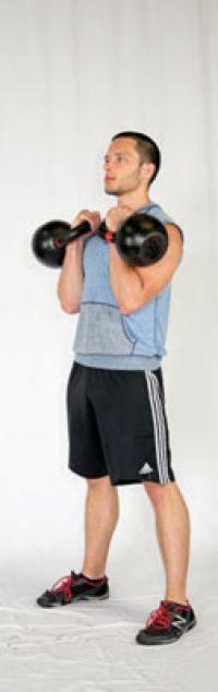 ���� - Paleo aptidão Exercício: O Squat Submetido
