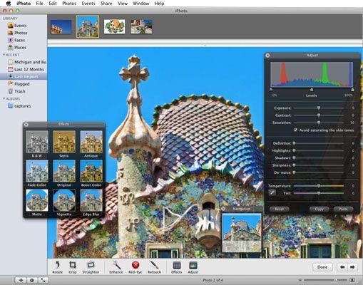 ���� - Foto de edição de opções de software para projetar seu site de mídia social
