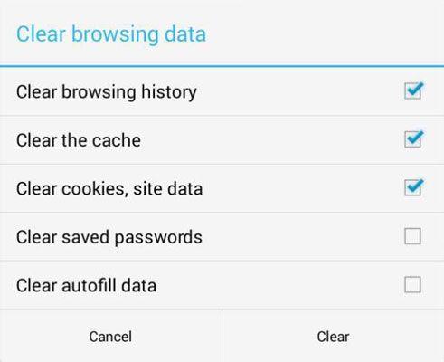 ���� - Configurações de privacidade para seu Tab 4 Navegador de NOOK