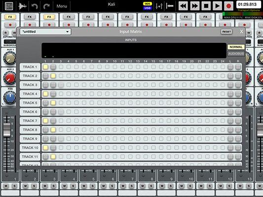 ���� - Gravação de Áudio em um Audio Workstation Digital (DAW)