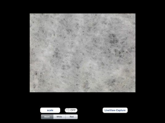 ���� - Classe Ciência e Microscópio iPad ProScope Móvel
