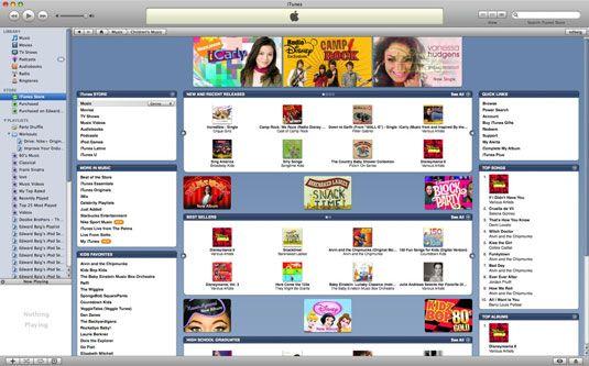 ���� - Pesquisando iTunes sem usar a barra lateral Genius