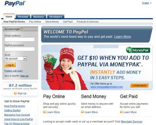 ���� - Venda no eBay com PayPal